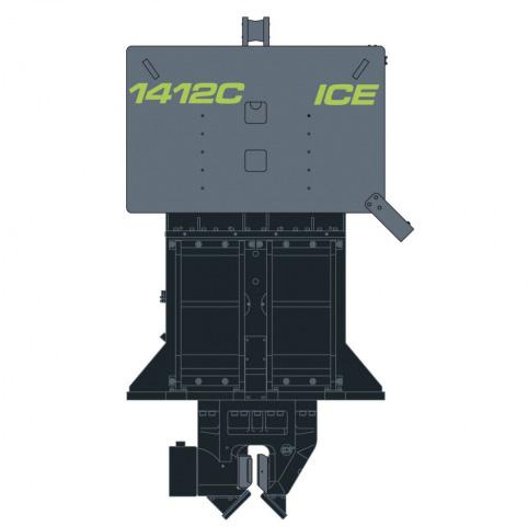 ICE 1412C - Ciocan Vibrator