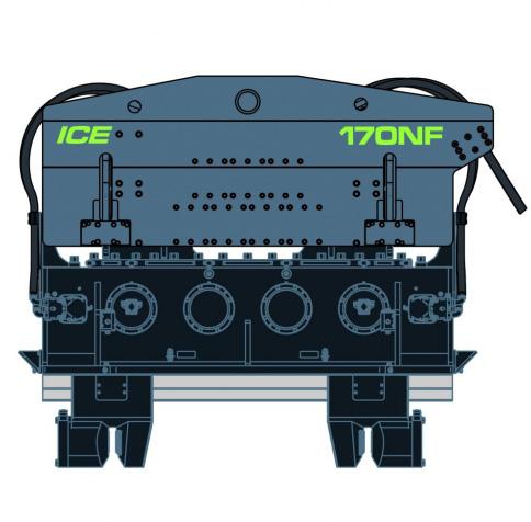 ICE 170NF - Ciocan Vibrator