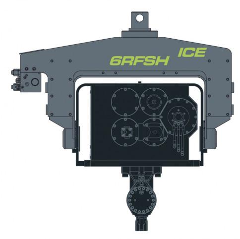 ICE 6RFSH - Ciocan Vibrator