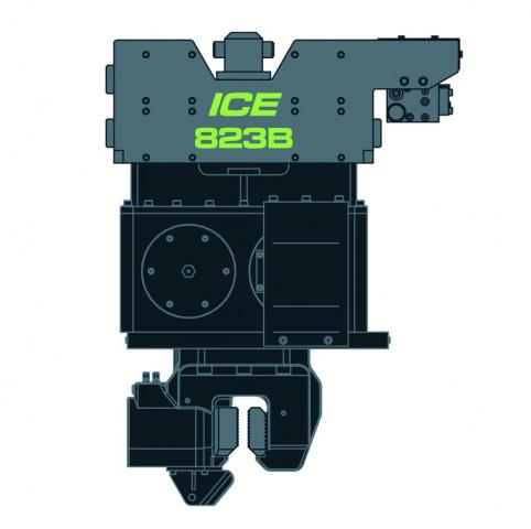ICE 823B - Ciocan Vibrator
