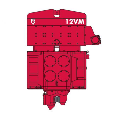 PVE 12VM - Ciocan Vibrator