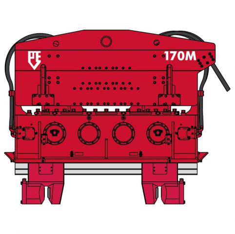 PVE 170M - Ciocan Vibrator
