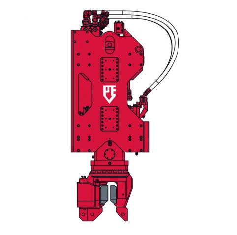 PVE 17VML - Ciocan Vibrator