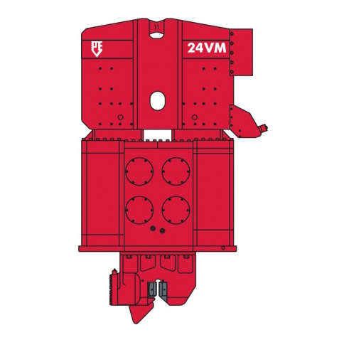 PVE 24VM - Ciocan Vibrator