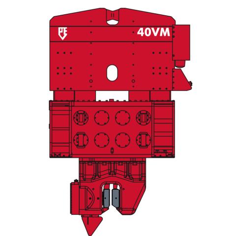 PVE 40VM - Ciocan Vibrator
