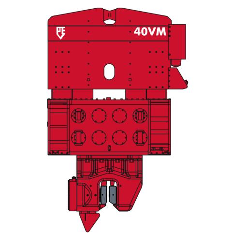 PVE 40VML - Ciocan Vibrator
