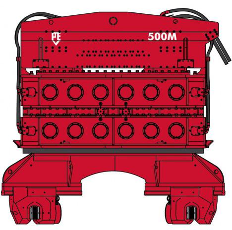 PVE 500M - Ciocan Vibrator