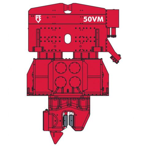 PVE 50VM - Ciocan Vibrator